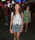 Thai teen looks innocent but is a nympho