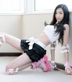 Hot Chinese babe Lin Ke Tong sexy pictures