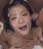 Japanese slut Yuria just loves a lot of hard cock