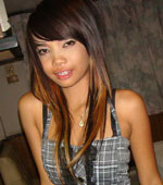 Thai teen Mew is a petite gogo slut