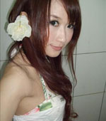 Super pretty Chinese Thai girl self shot pics