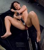 Asian-pornstar-Jandi-Lin-in-Fucking-Machines-11