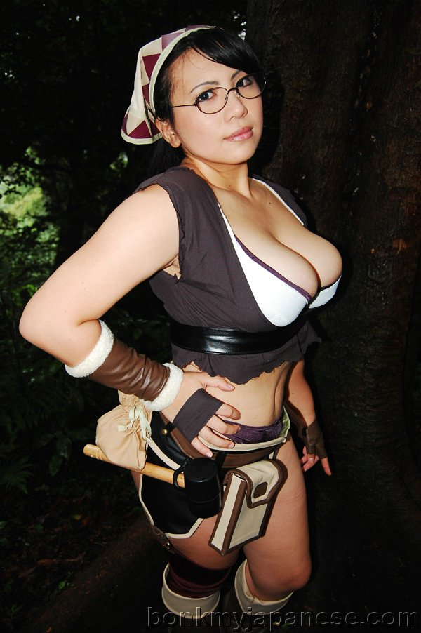 Apologise, can Busty asian cosplay what excellent
