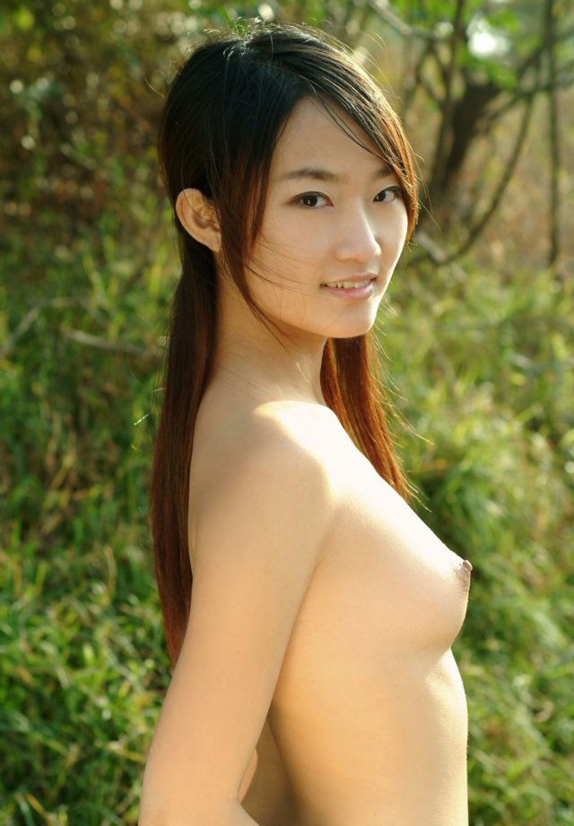 Chinese girls a lot. When China opened up, we get to see more Chinese ...