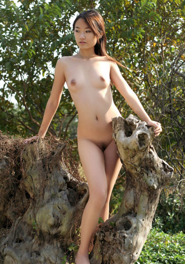 China Girl Nude