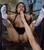 Dragon-Lily-force-to-suck-on-toes-12