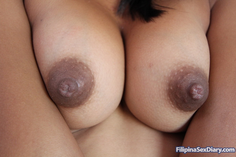 Exact Dark asian nipples and pussy consider, that