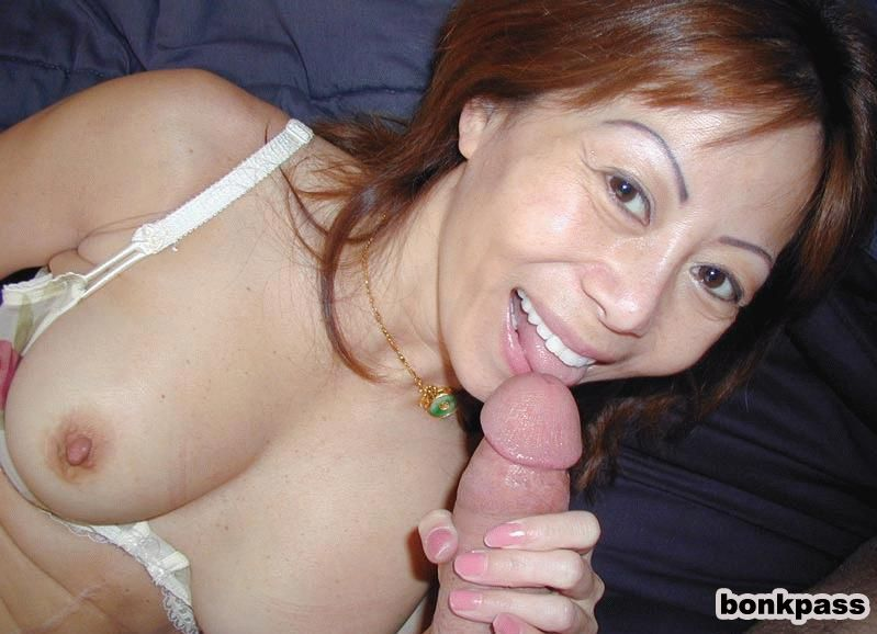 lee janice Asian milf