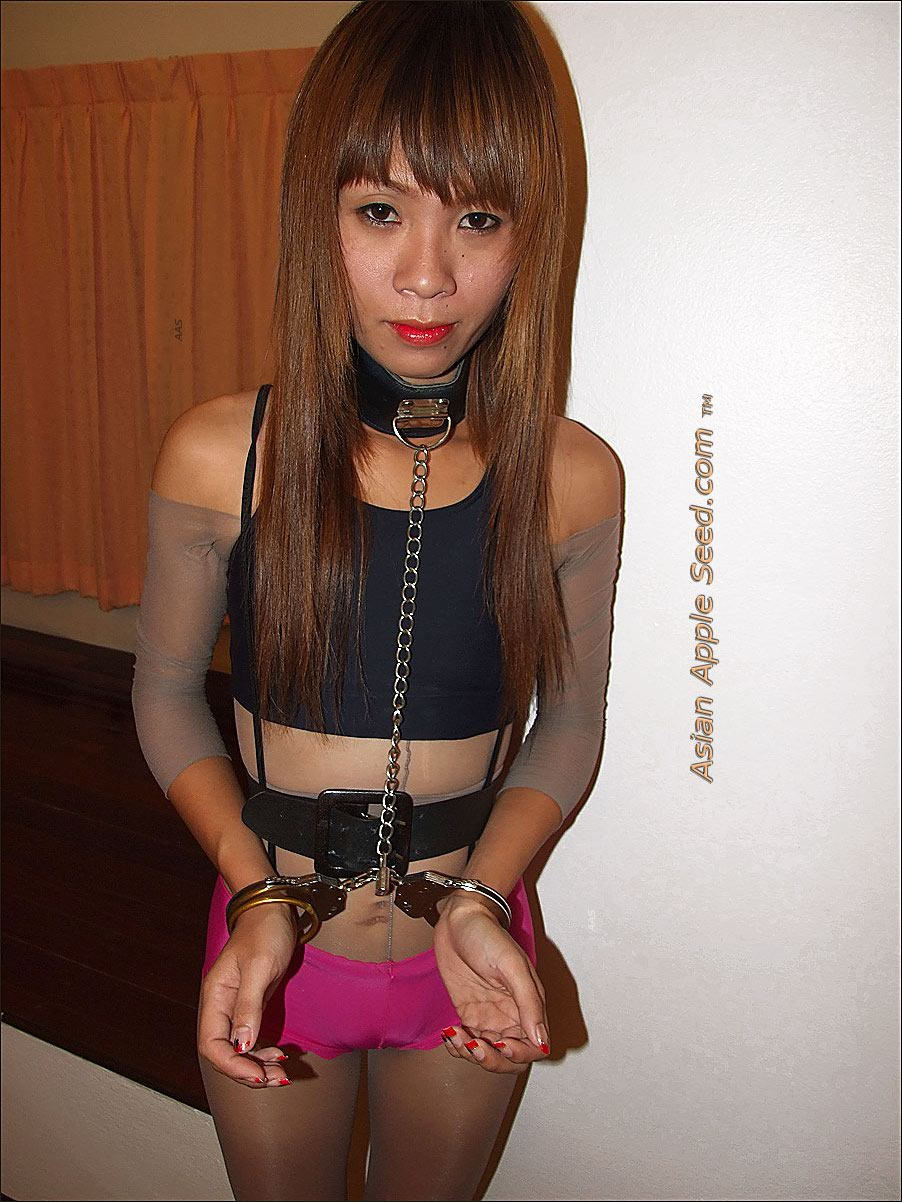 Thai Whore Chained Up And Fucked Rough  Asian Porn Times-8280