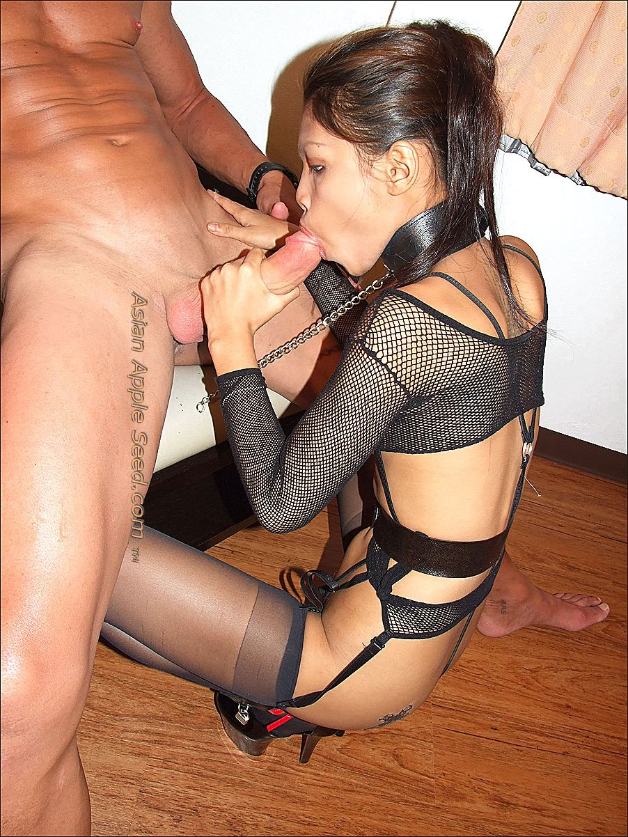 Dirty Thai Whore Forced To Wear A Ball Gag  Asian Porn Times-9753