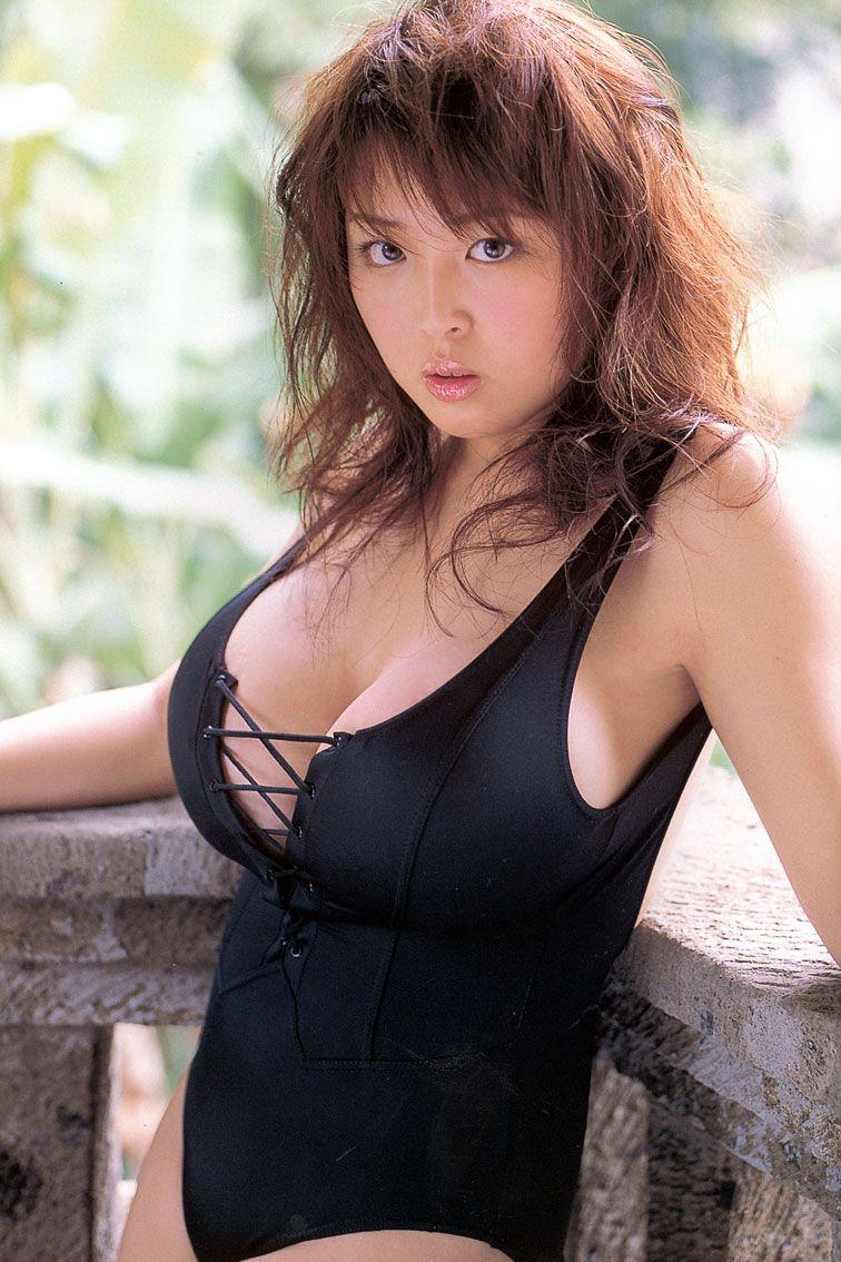 Japanese girl busty ourei harada