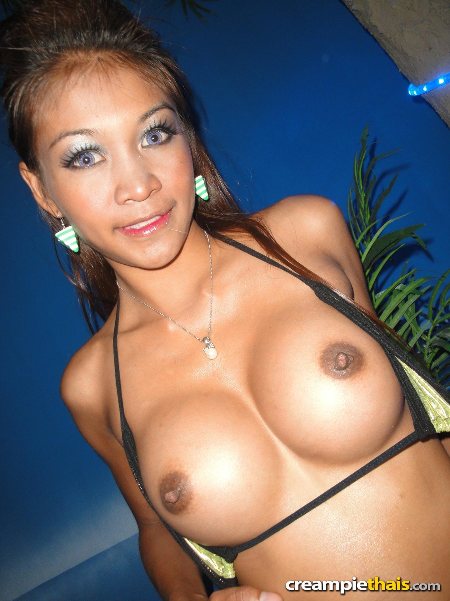 Skinny thai porn