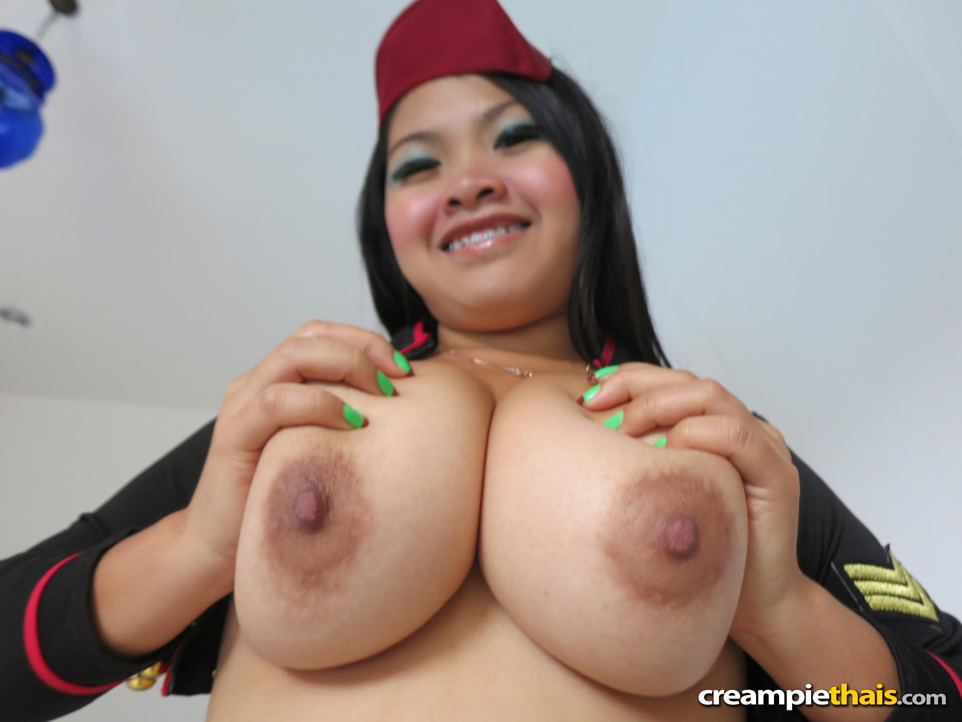 Busty And Chubby Thai Girl Name Phoebi  Asian Porn Times-8908