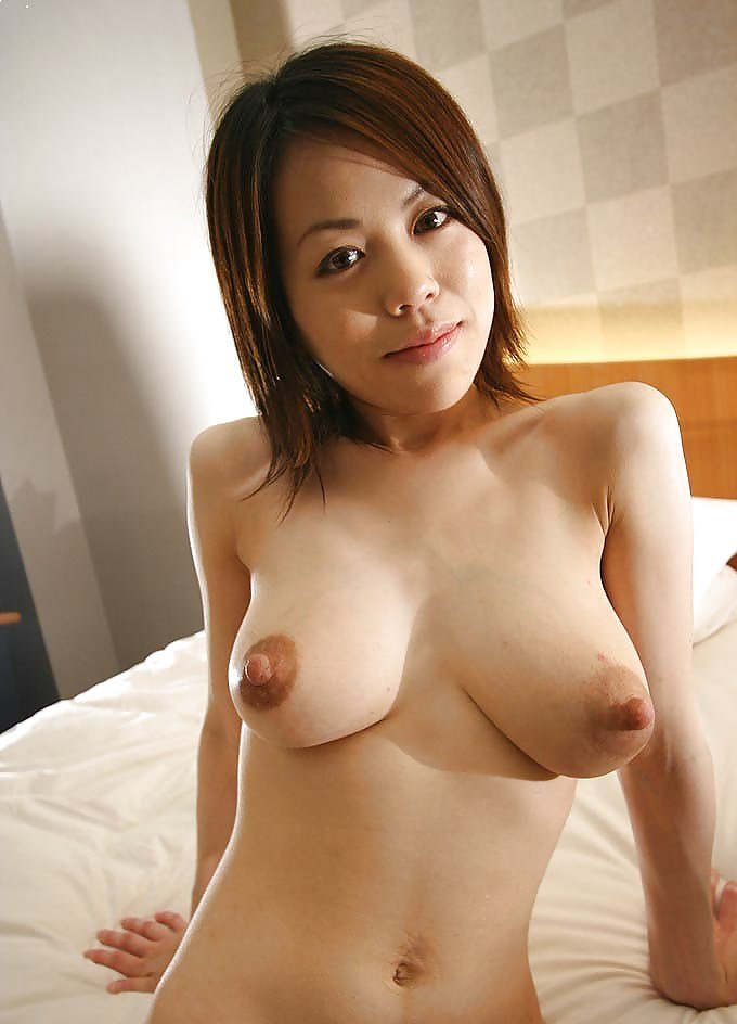 Japanese Girl Squeezing Milk Out Of Her Nipples  Asian -9277