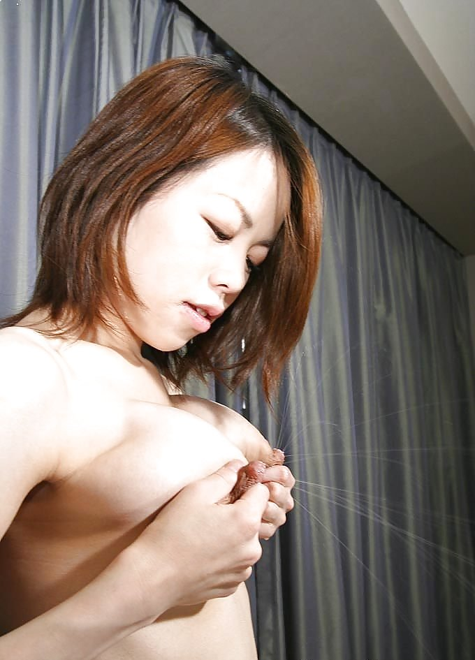 Japanese breast milk nude