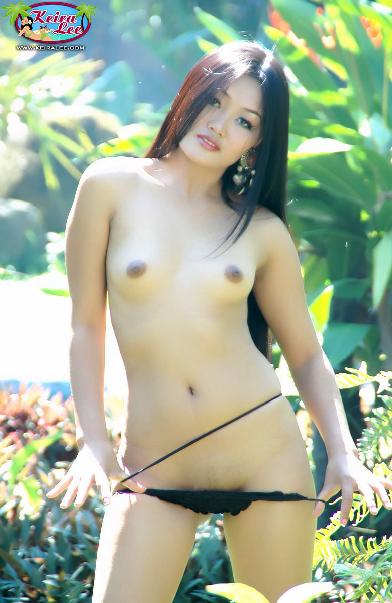 Long haired Pinay babe loves to get naked | Asian Porn Times