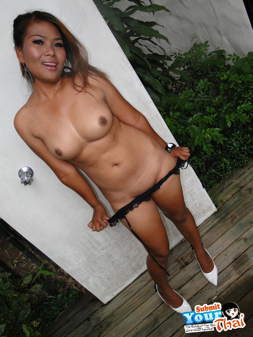 Sweet Faced Chubby Thai Girl With Nice Boobs  Asian Porn -9551