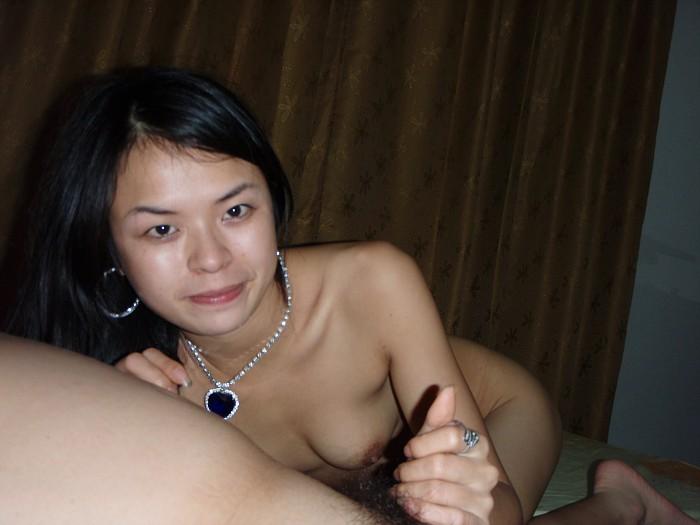 Hot Naked Asian Girls Sucking Dick