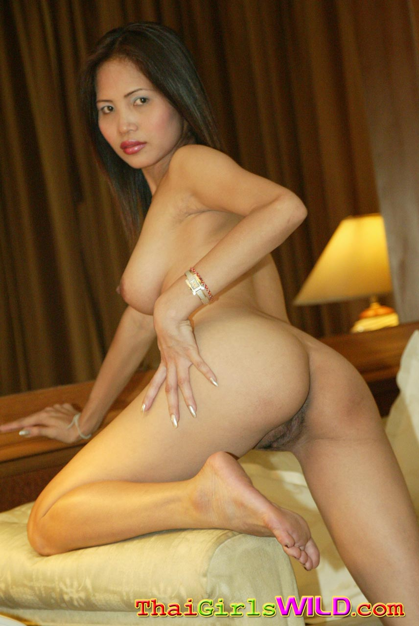 Thai Slut Spreading Her Legs To Show Pussy  Asian Porn Times-2677